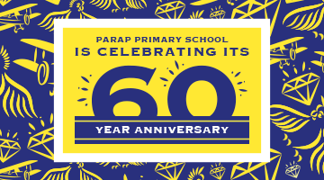 Parap Primary School is Celebrating its 60th Anniversary